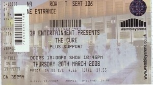 ticket for wembley