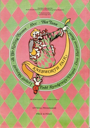 The Rolling Stones Knebworth 21 August 1976 (1/3)