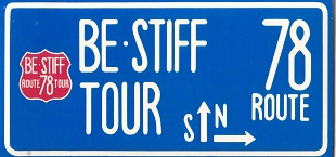 The Stiff Tours 1977 and 1978: Be Stiff 1978 (2/2)
