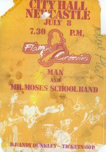 Handbill June 1972