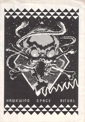 Hawkwind Space Ritual Tour Sunderland Locarno 1972 (1/2)