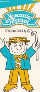 newcastle festival1977