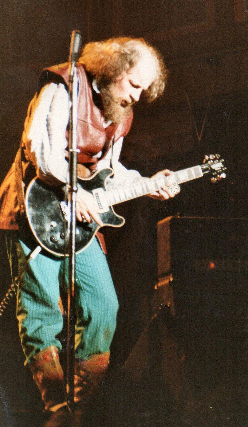 Jethro Tull Under Wraps Tour
