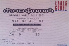 madonna2001