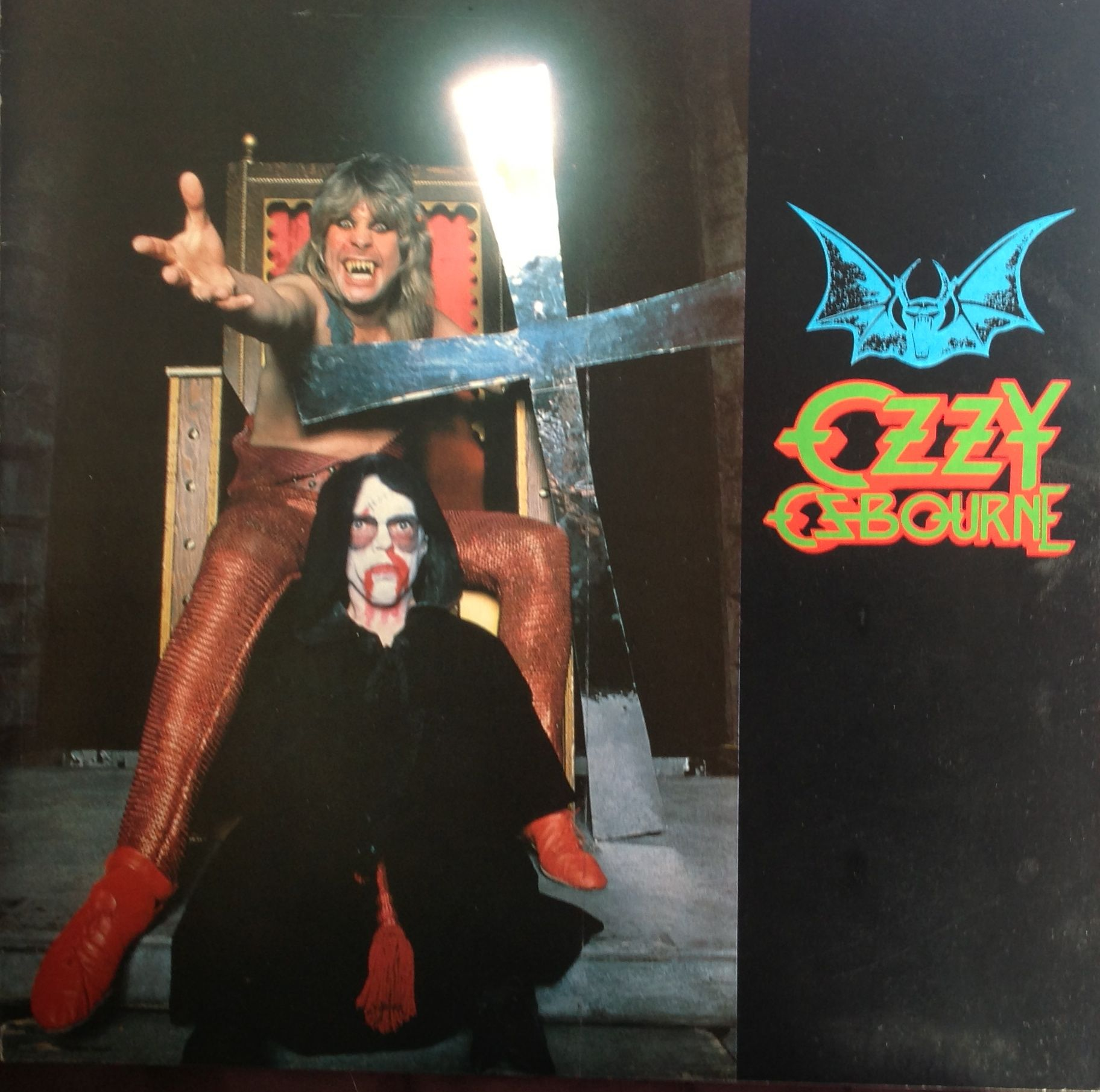 Ozzy Osbourne Mr Crowley