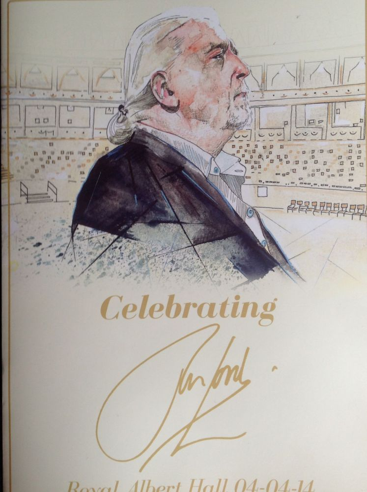Celebrating Jon Lord The Royal Albert Hall 4th April 2014 (2/6)