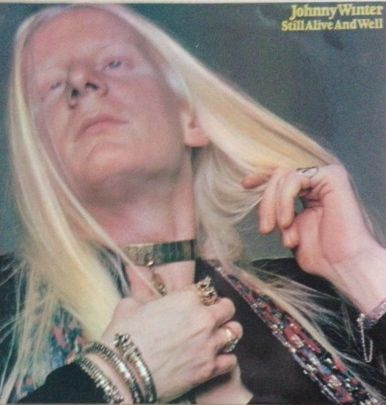 Johnny Winter New Victoria Theatre London 26th October 1974 (3/3)