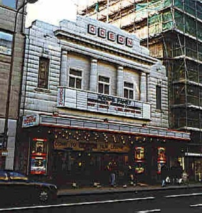 "The Odeon as it was ""back in the day"""