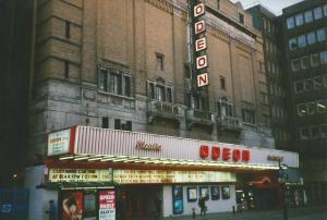 The Odeon as it was at the time