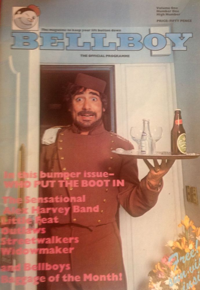 The Who Charlton Athletic Football Club 31st May 1976 (3/3)