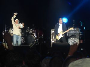 The Who in 2006. Many thanks to Paul Fenton for allowing this picture to be reproduced through WikiMedia Commons