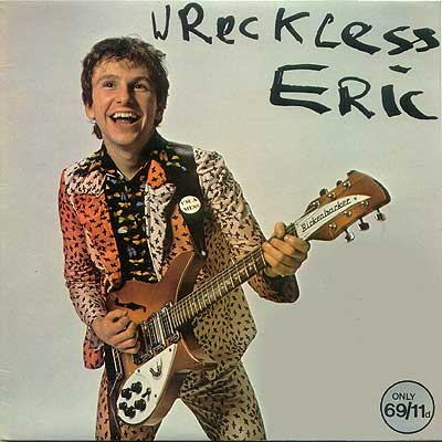 Wreckless Eric Ashington Regal 16th April 1978 (3/3)