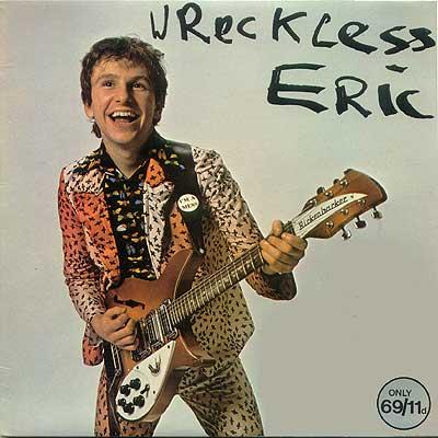 Wreckless Eric Ashington Regal 16th April 1978 (3/3)