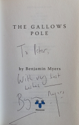 gallows pole signed