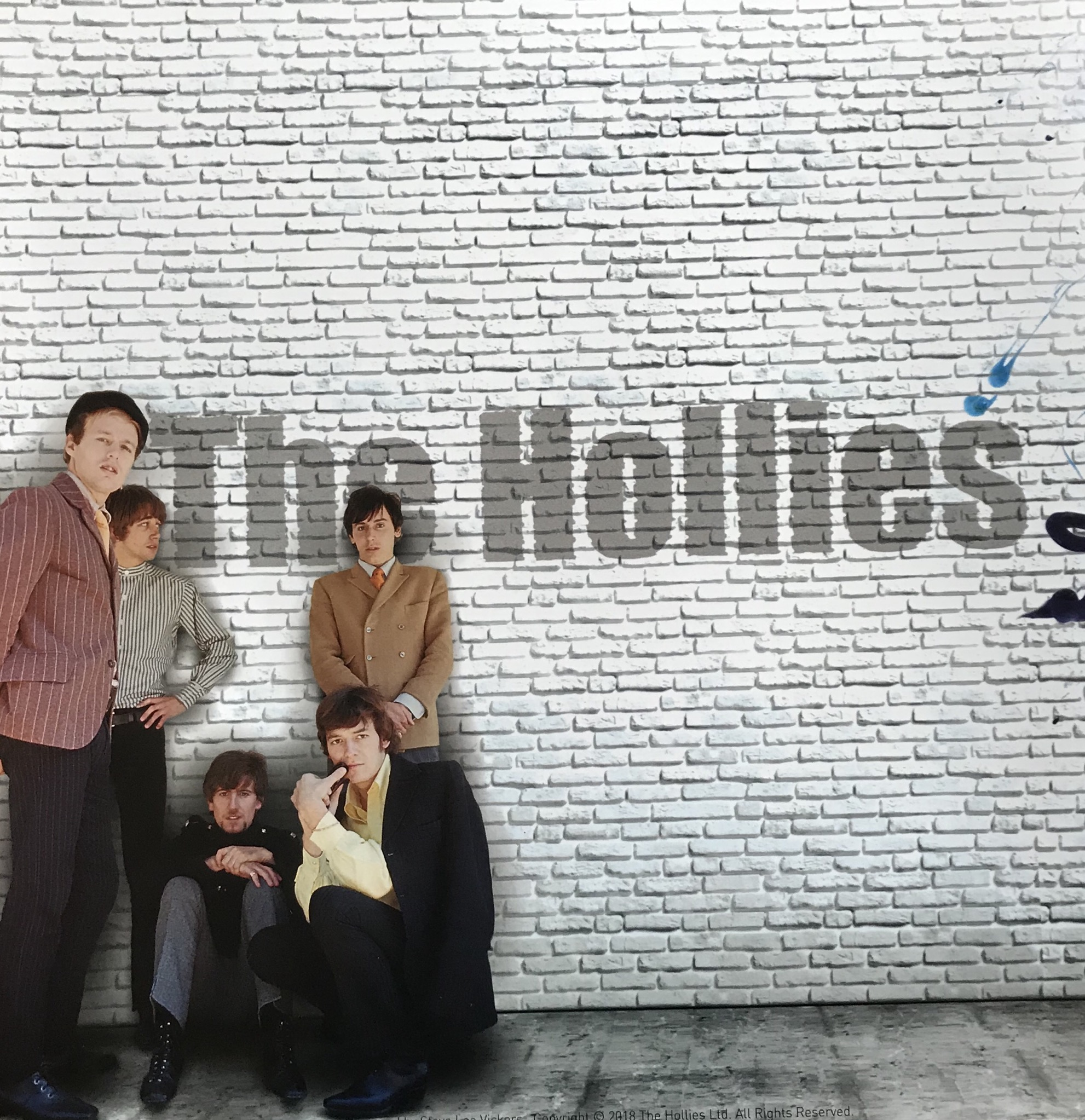 hollies prog 2018