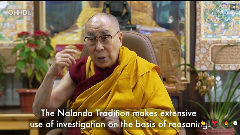 dali lama tibet